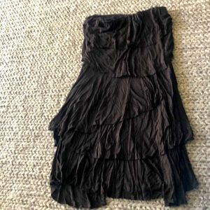 Strapless Cotton Bailey 44 dress